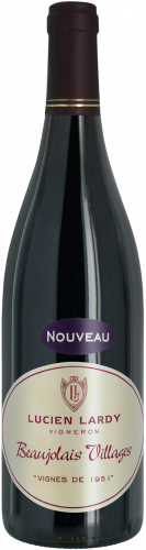 Beaujolais-Villages Nouveau Vignes de 1951