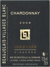 Beaujolais-Villages Blanc Chardonnay