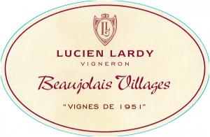 Beaujolais-Villages Vignes de 1951